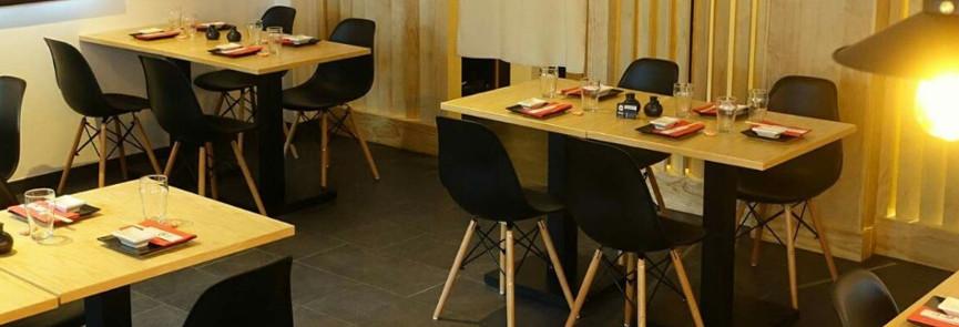 Mobiliario en Genji Sushi Bar - Blog